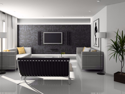 Our cleaning company will get your living room spotless